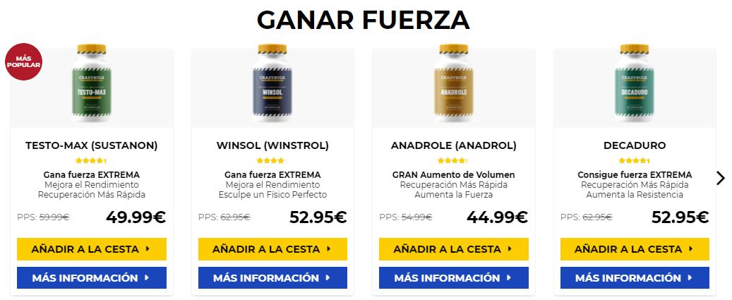 Legal steroid capsules comprar stanozolol site seguro