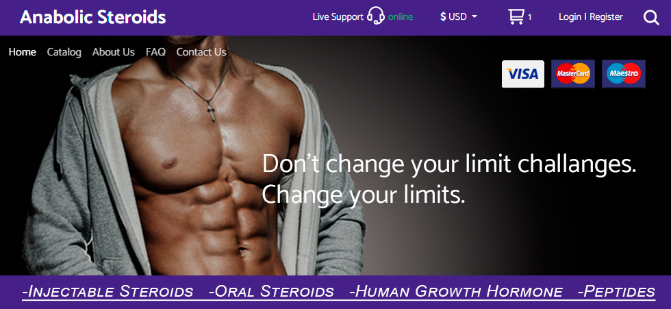 Online steroids review